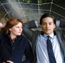 Kirsten Dunst, Tobey Maguire