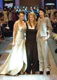 Andreea Raicu, Irina Schrotter, Diana Dondoe