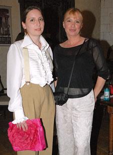 Gabriel Maz, Christine Kostoff