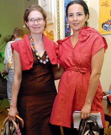Wilhelmina Arz, Adriana Marina