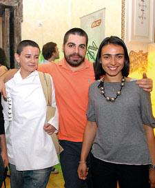 Carmen Secareanu, Maurice Munteanu, Domnica Margescu