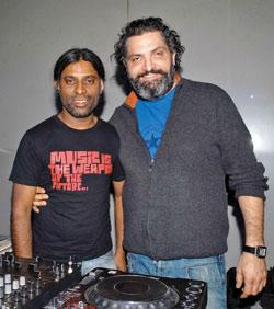 Damian Draghici, DJ Ravin