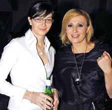 Oana Ailenei, Irina Pacurariu