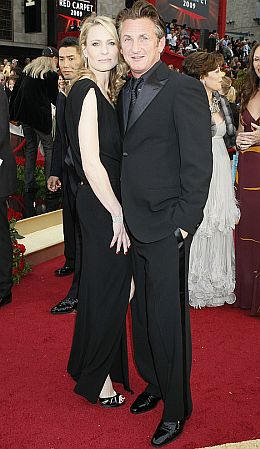 Sean Penn, Robin Wright