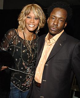 Whitney Houston, Bobby Brown