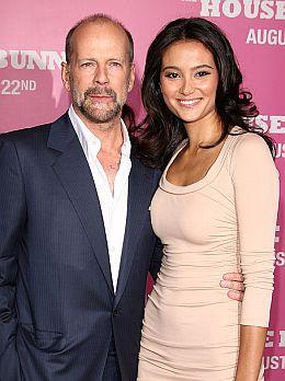 Bruce Willis, Emma Heming