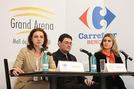 Raluca Bogdan, Mikael Harfi, Andreea Mihai