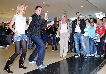 Daniel Buzdugan, Andreea Perju, Marina Dina, Mihai Morar