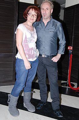 Mirela Vescan, Laurent Tourette
