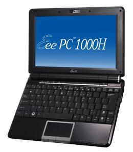 laptop ASUS EeePC 1000H