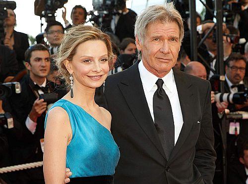 Calista Flockhart, Harrison Ford