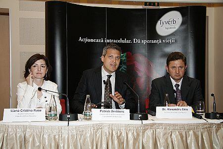 Liana Cristina Rusu, Patrick Desbiens, Dr. Alexandru Eniu