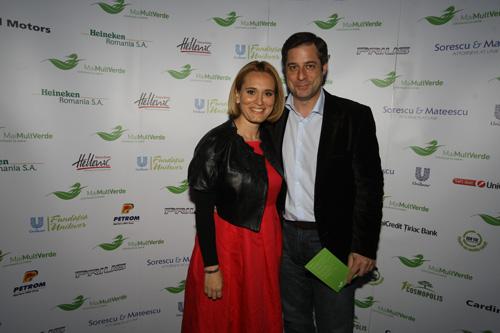 Andreea Esca, Alexandre Eram