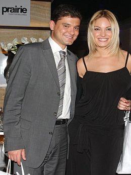 Cristian Boureanu, Valentina Pelinel