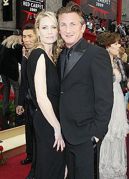 Robin Wright, Sean Penn