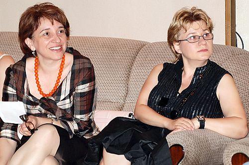 Cristina Guseth, Cristina Simion