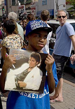 Michael Jackson, fan