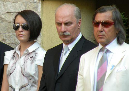 Amalia Nastase, Octavian Bellu, Ilie Nastase