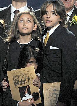 Michael Jackson, kids