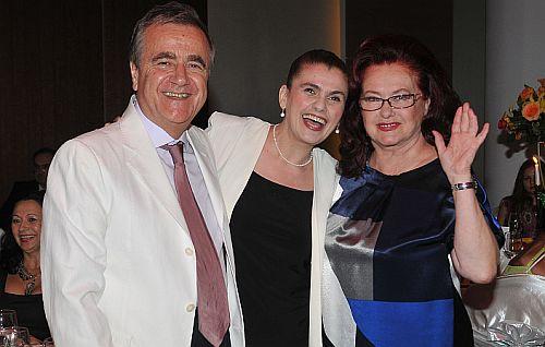 Cristian Mihailescu, Felicia Filip, Stela Popescu