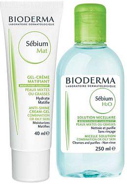 Bioderma, Sebium