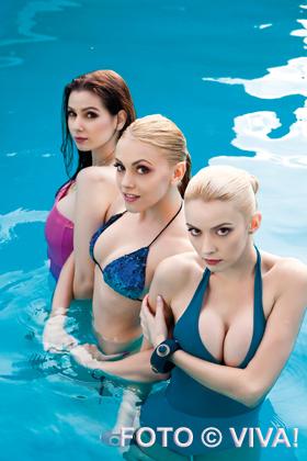 Iuliana Luciu, Diana Dumitrescu, Andreea Patrascu