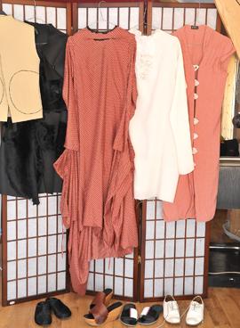 dressing Carmen Secareanu