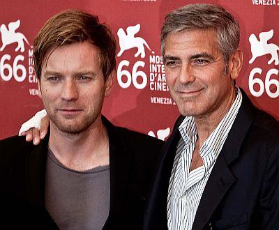 Ewan Mcgregor, George Clooney