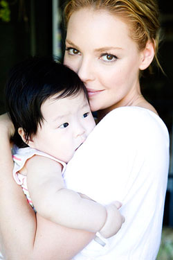 Katherine Heigl, Naleigh