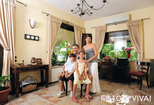 Florin Segarceanu, familia