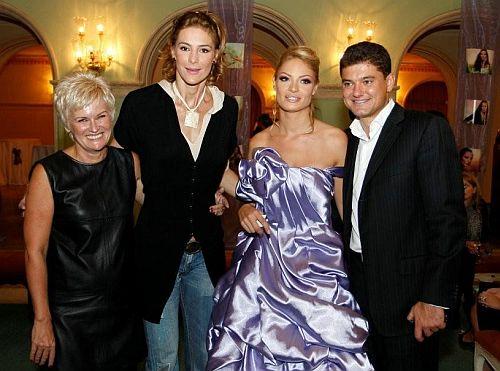 Monica Tatoiu, Roxana Ciuhulescu, Valentina Pelinel, Cristian Boureanu